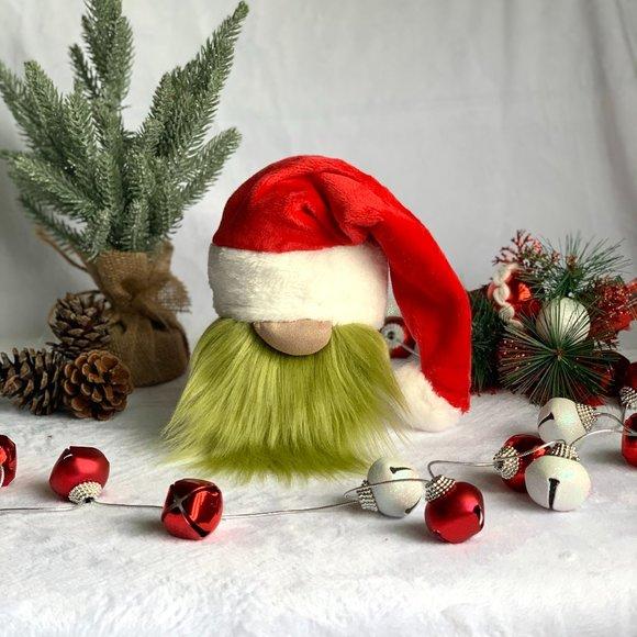 Holiday Christmas Grinch Gnome Christmas Gnome Home Deco Poshmark